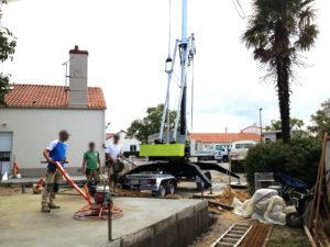 Batimat : La Speed Crane française débarque en ville